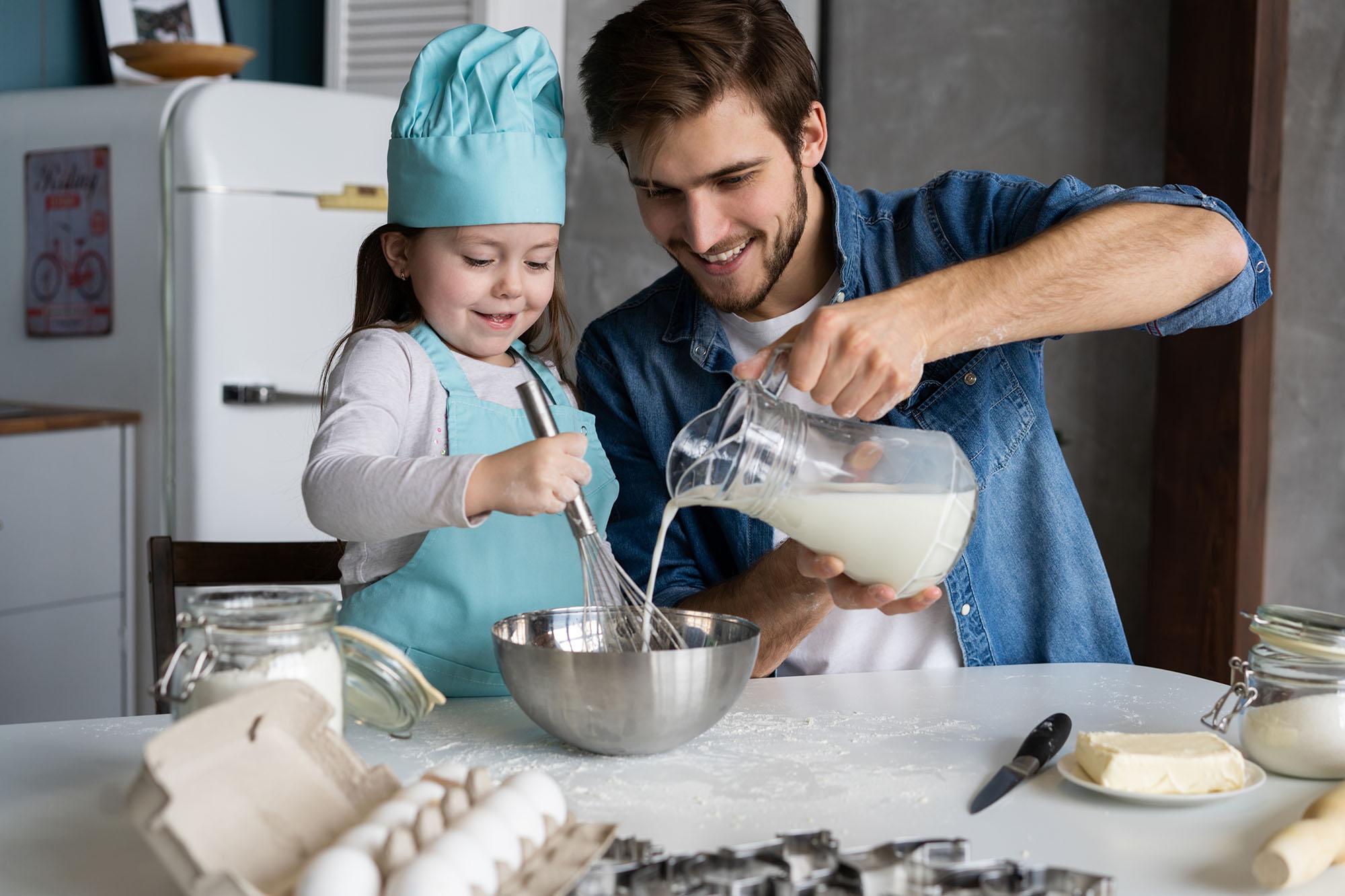 Le ricette per la festa del papà